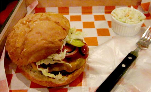 Brooklyn Burgers & Wings