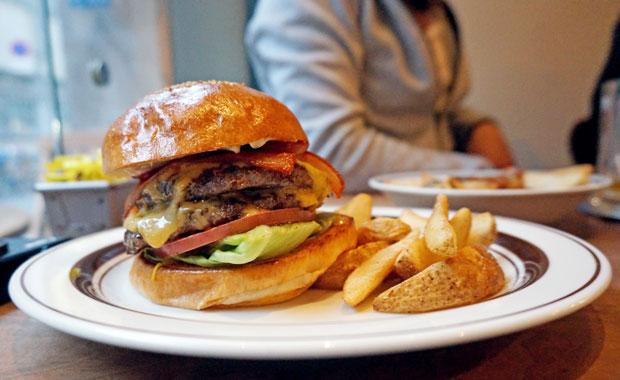 Critters Burger