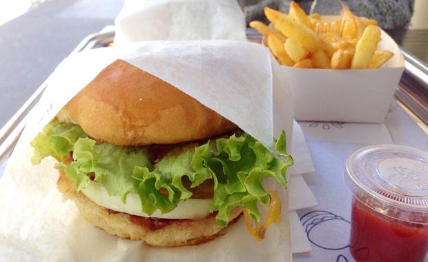 B&M Burger Restaurant