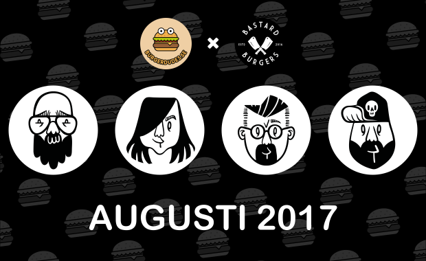 Burgerdudes X Bastard Burgers