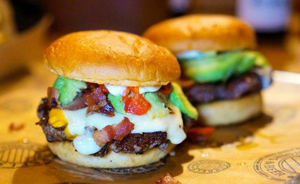 The Burgerdude gör comeback!