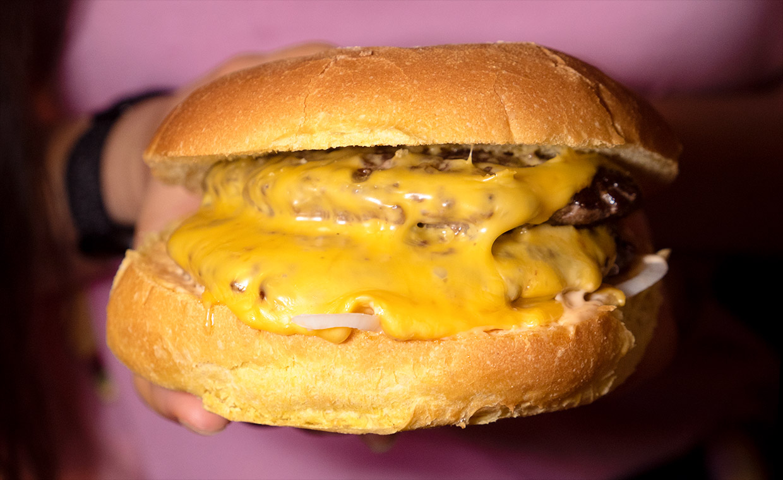 Gnarly Burger