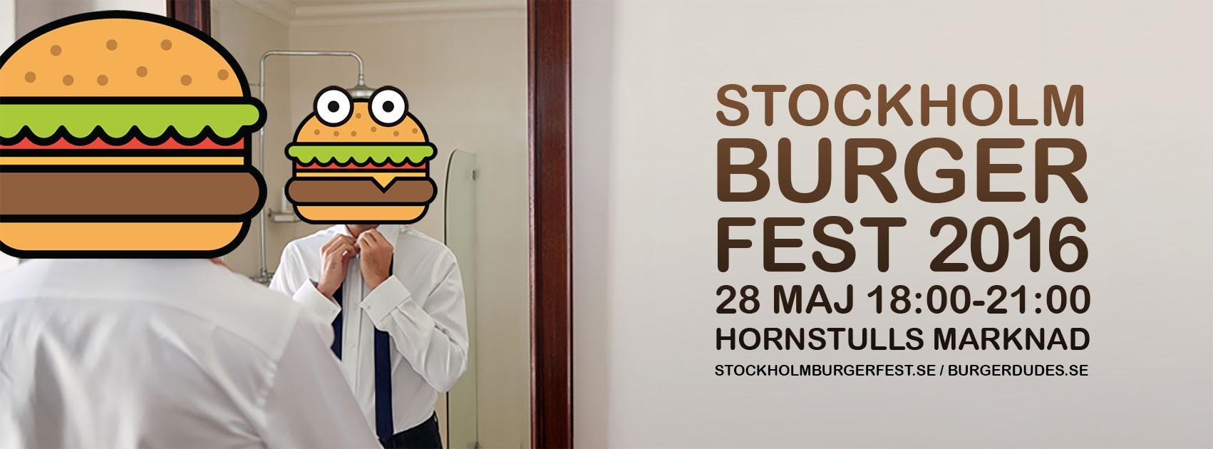 Stockholm Burger Fest 2016