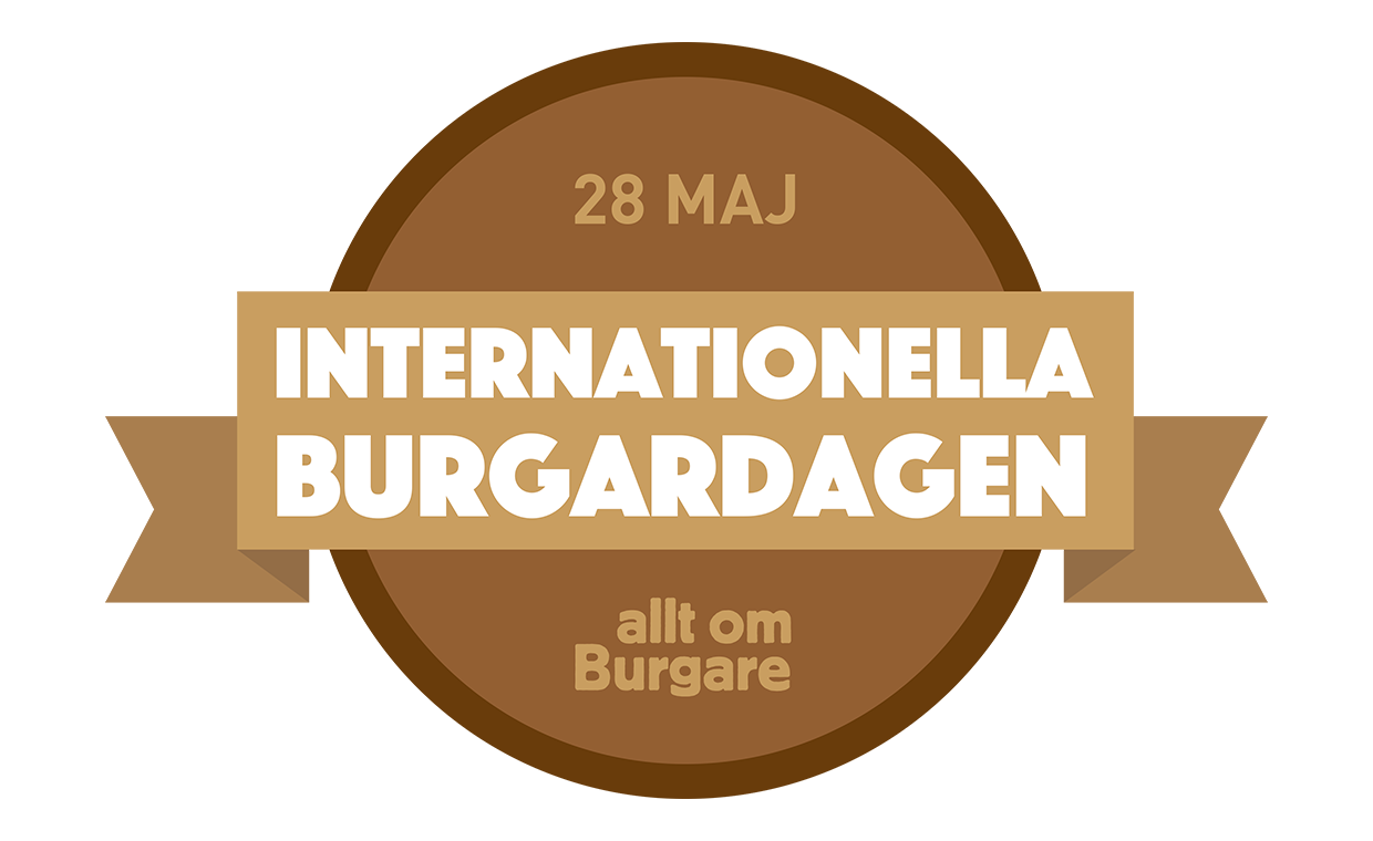 Så här firar du internationella burgardagen 2016