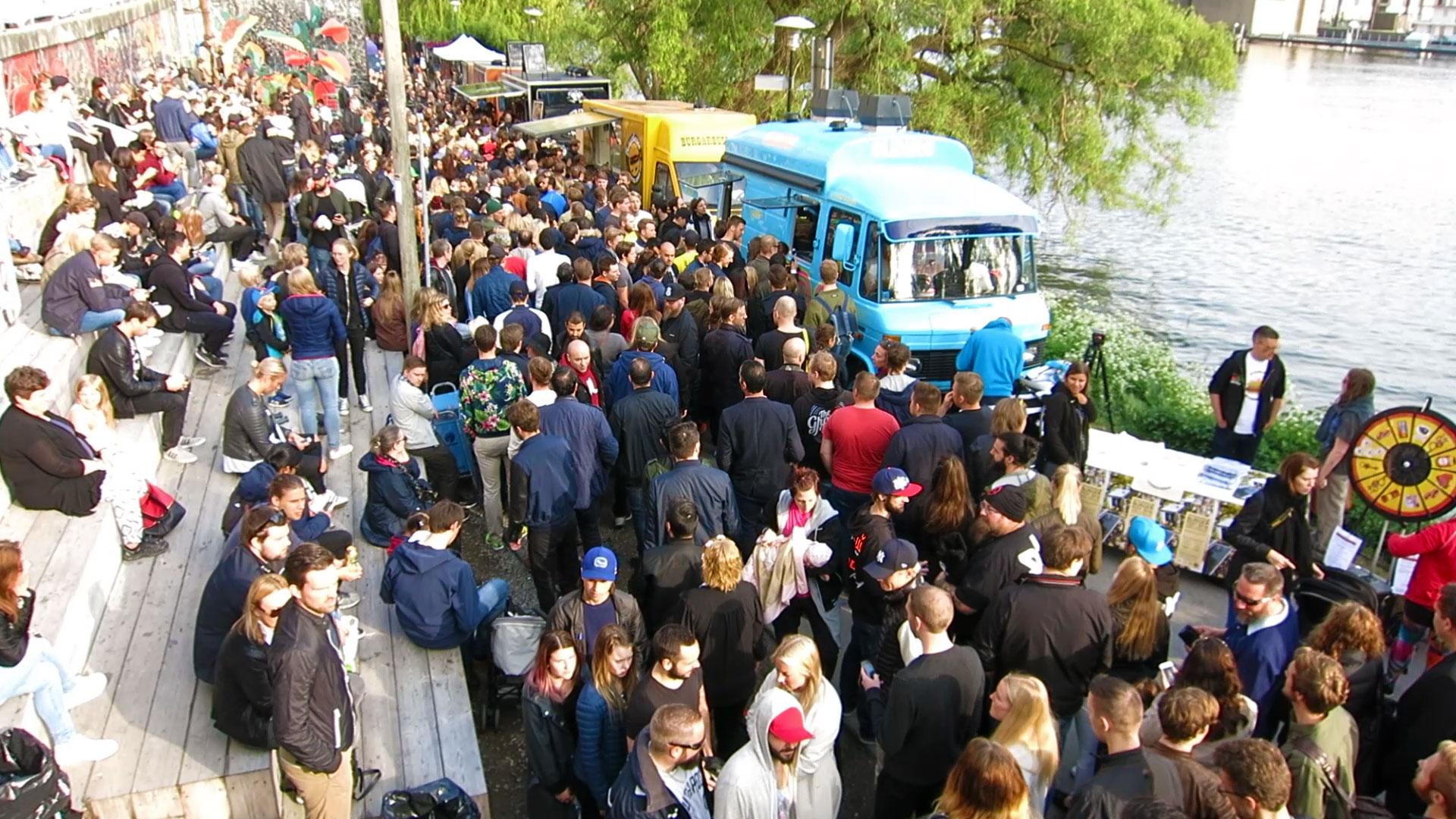 Vinnarna på Stockholm Burger Fest 2016
