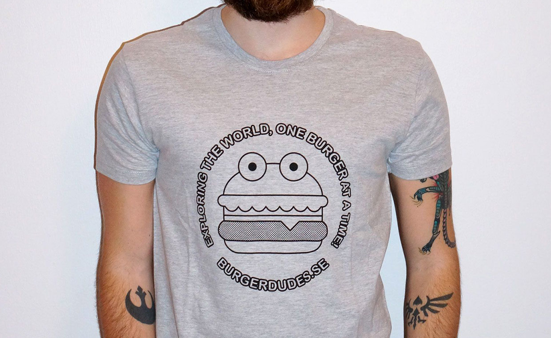 Burgerdudes öppnar webbshop