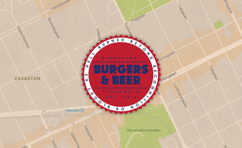 Burgers & Beer öppnar två nya restauranger