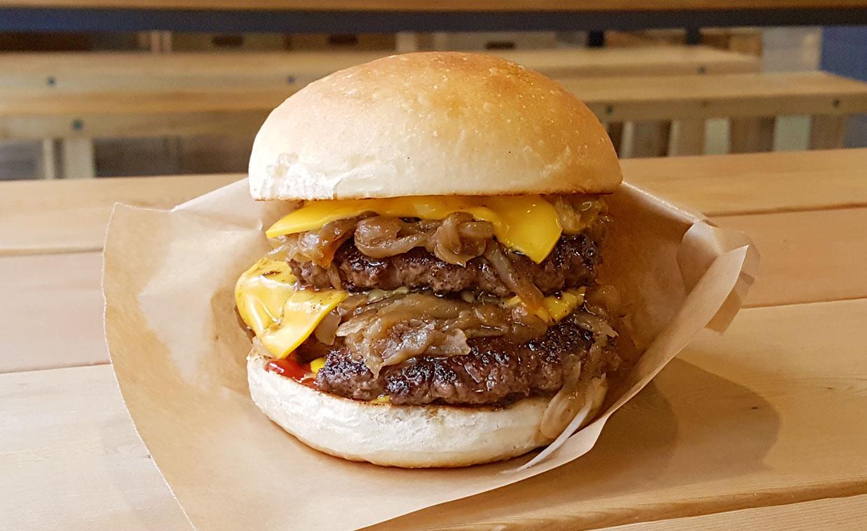 Falafel & Burgers