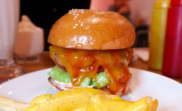Crane Burger & Milkshake