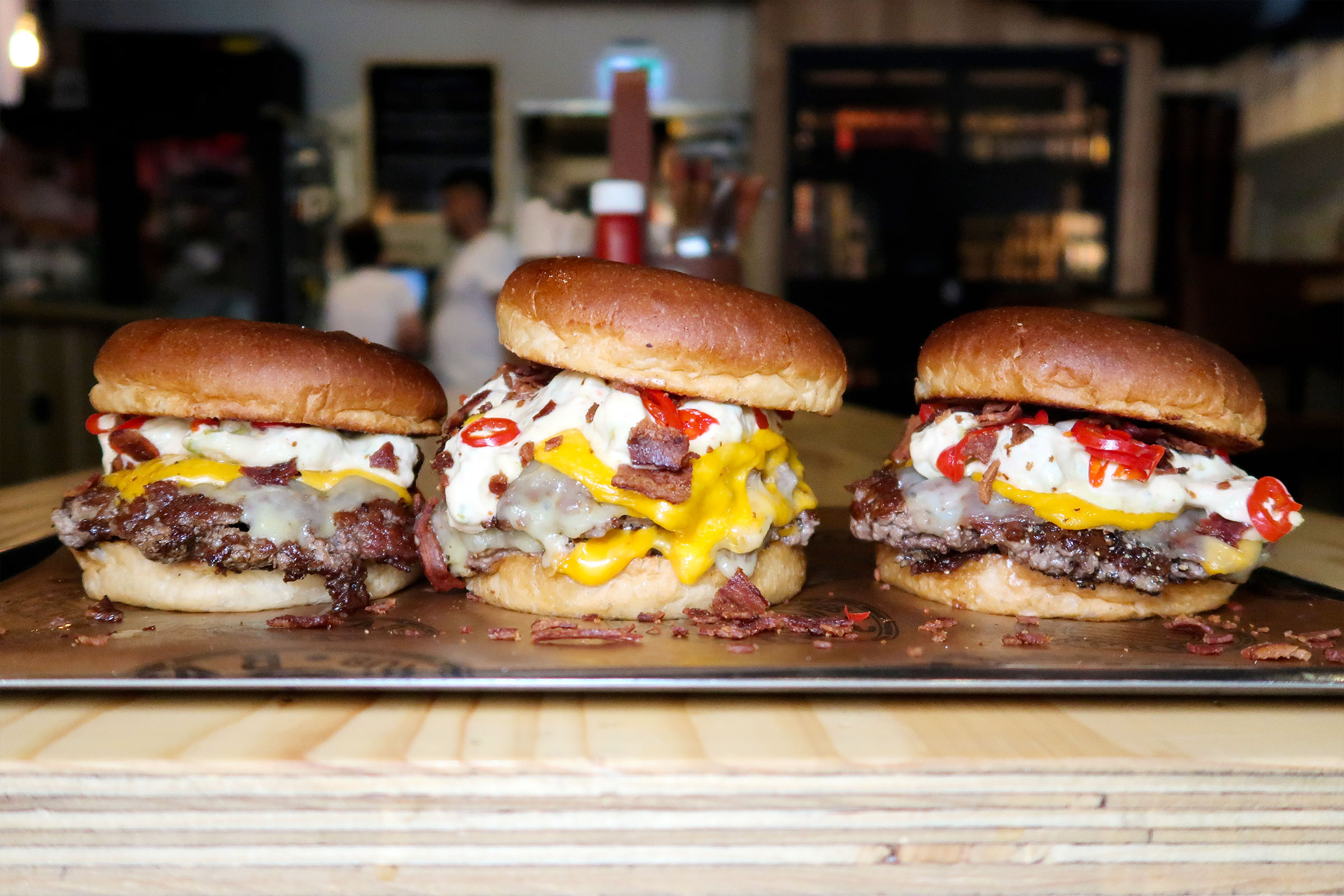 The Burgerdude 2.0 kommer till Stockholm Beer Fest