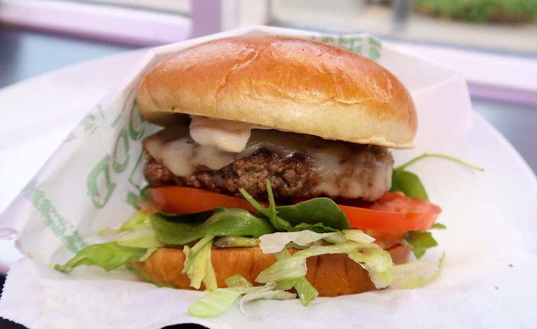 Aram's Burger