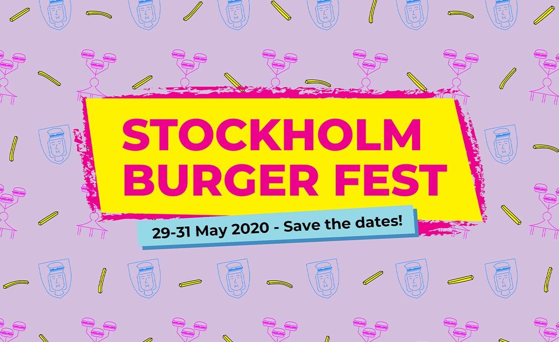 Stockholm Burger Fest 2020