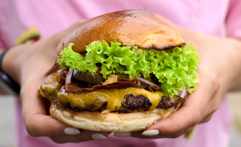 Blacksmith Burger